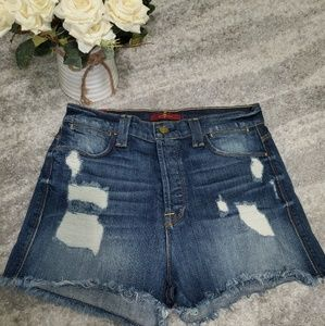 7 For All Mankind *like new* shorts